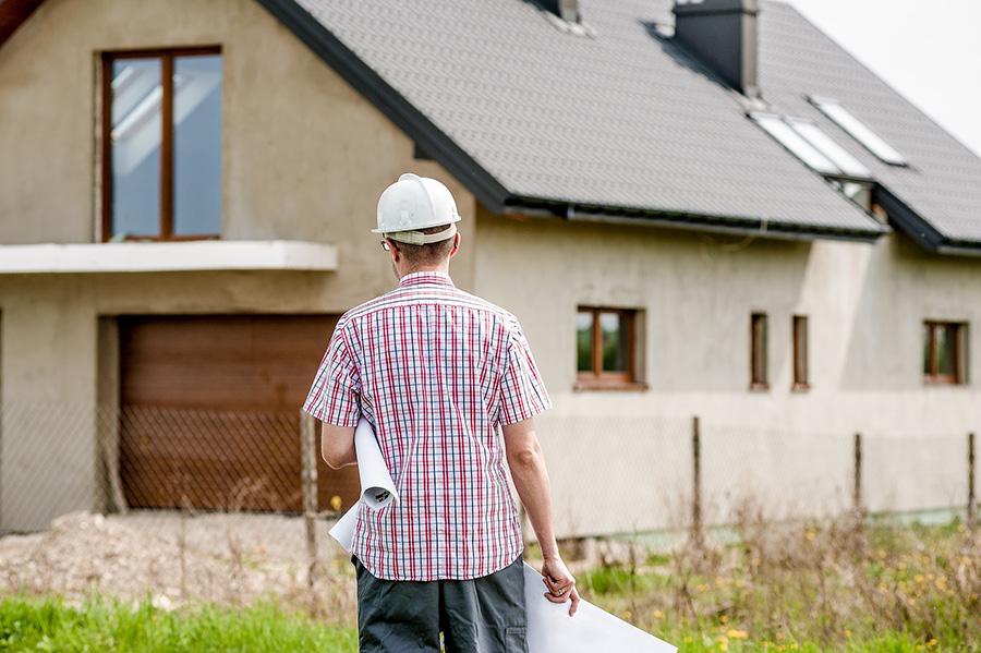 vendere case in costruzione