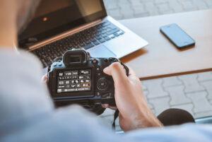 Fotografo professionista, team agenzia immobiliare