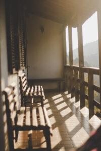 mercato immobiliare, case con terrazzo o balcone